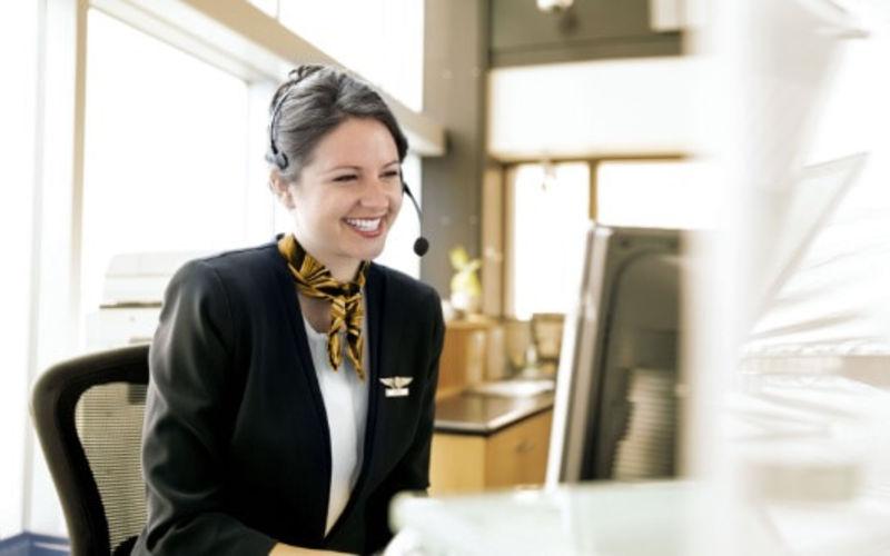 Business Services in der Luftfahrtbranche