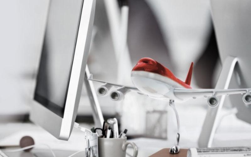 Flugzeug Modell für Schreibtisch