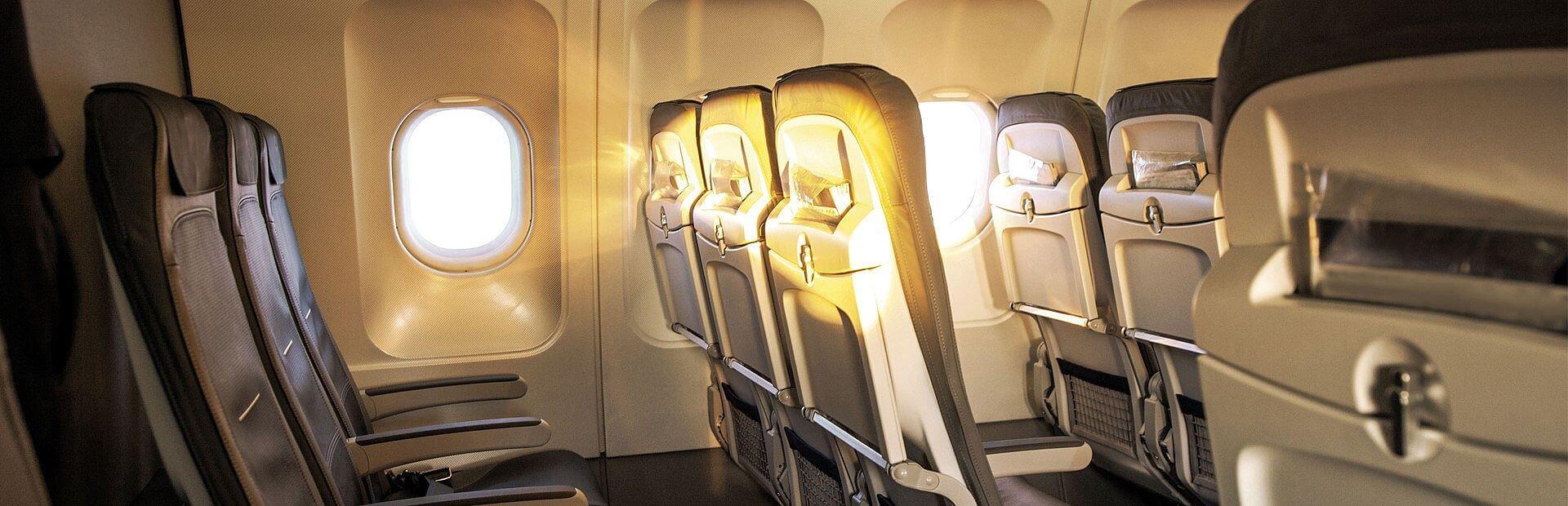 Crew Services: Saubere Innenkabinen vor Flug